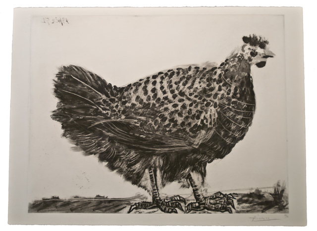 , 'La Poule,' 1952 (June 23, 25, Paris), John Szoke