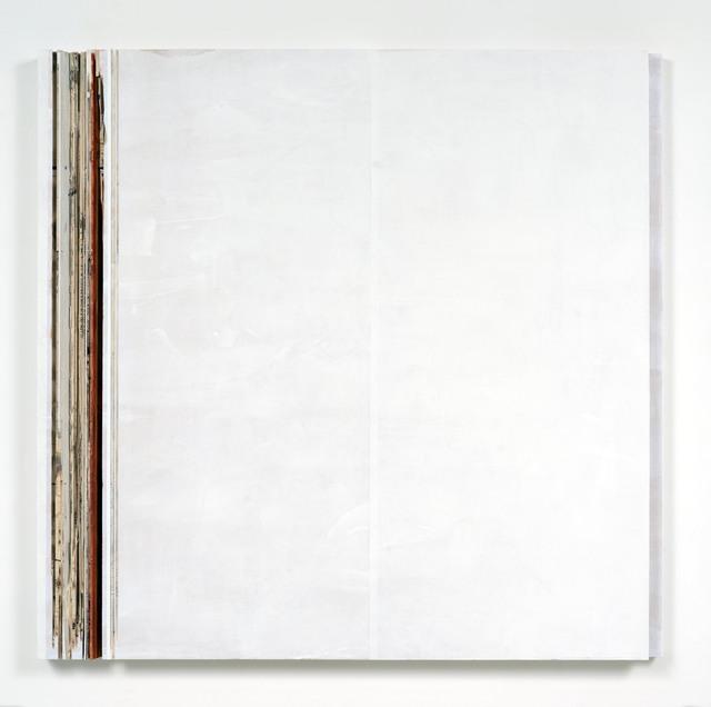, 'Saffron Sideline,' 2018, David Richard Gallery