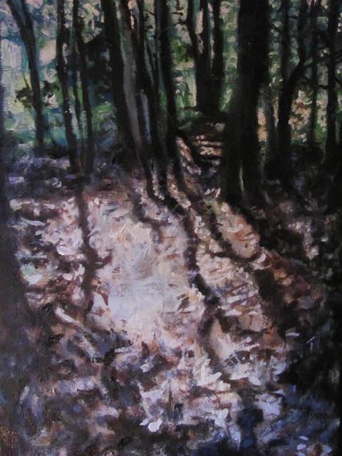 Sonya Mahnic, 'Irving Nature Park II', 2017, Gallery 78