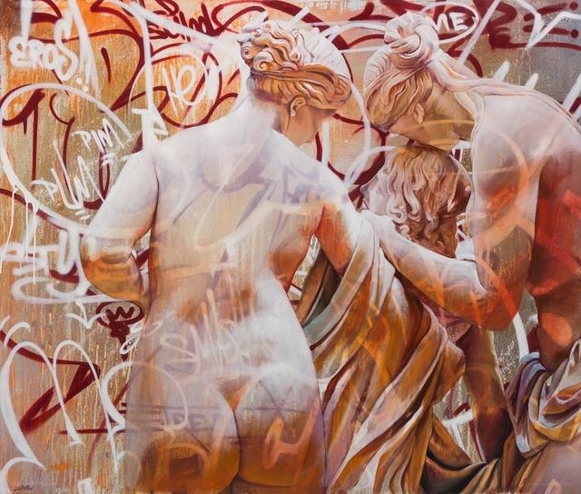 , 'Naiades Surprise,' 2018, Underdogs Gallery