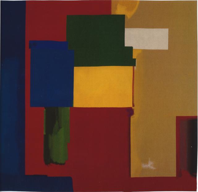 , 'To Miz Pax Vobiscum,' 1967, Crane Kalman Gallery