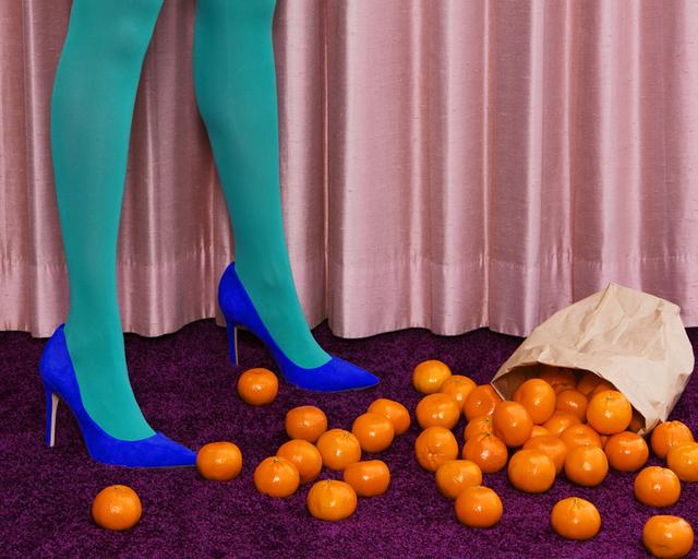, 'Squeeze,' 2014, De Soto Gallery