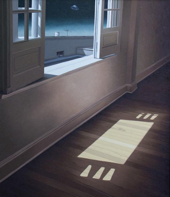 Samuel Melendrez, 'Interior No.12 (El Ovni)', 2012, Galeria Oscar Roman