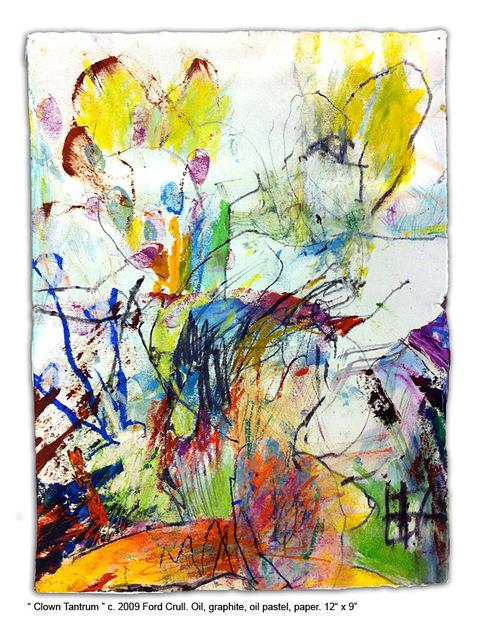 , 'Clown Tantrum,' 2009, Cross Contemporary Art