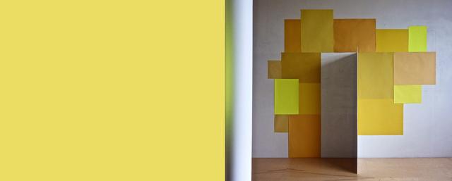 , 'Totem jaune,' 2012, Galerie Graff