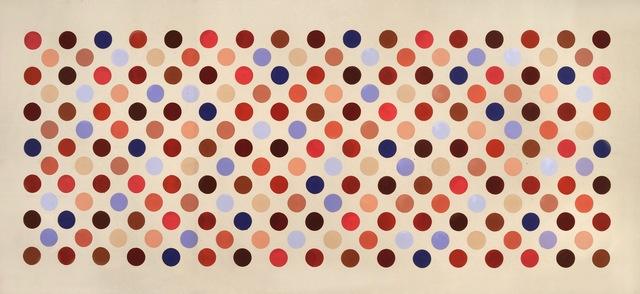 """, '""""Grid Sixteen"""" ,' 1970, Osuna Art & Antiques"""