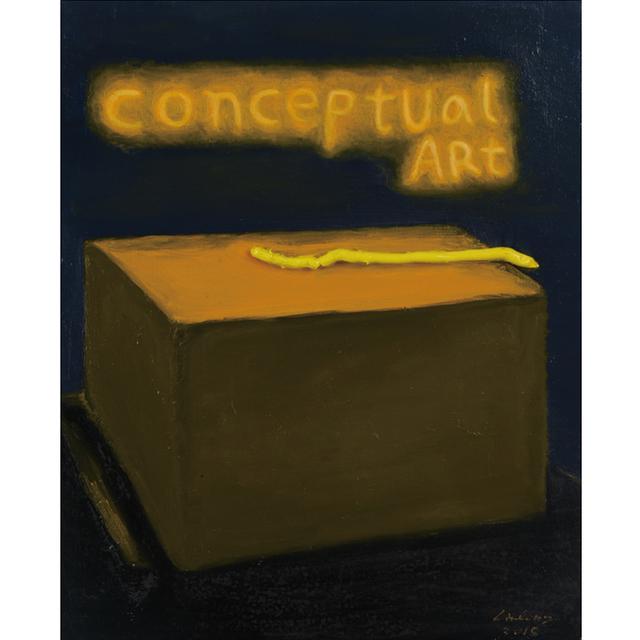 , 'Conceptual Art 观念艺术,' 2015, Asia Art Center