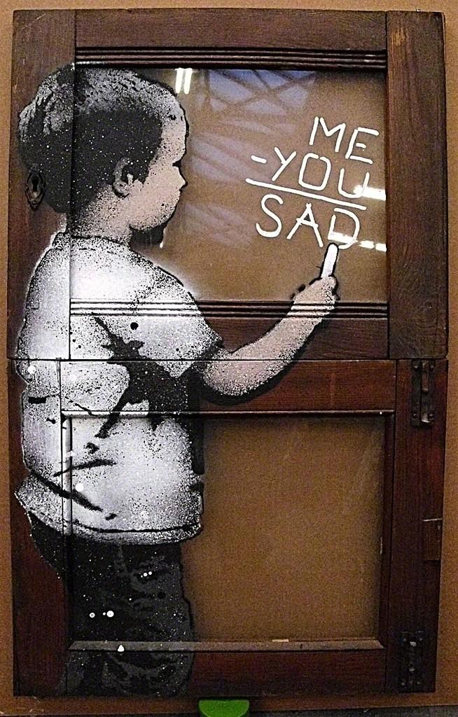 Me-You=Sad