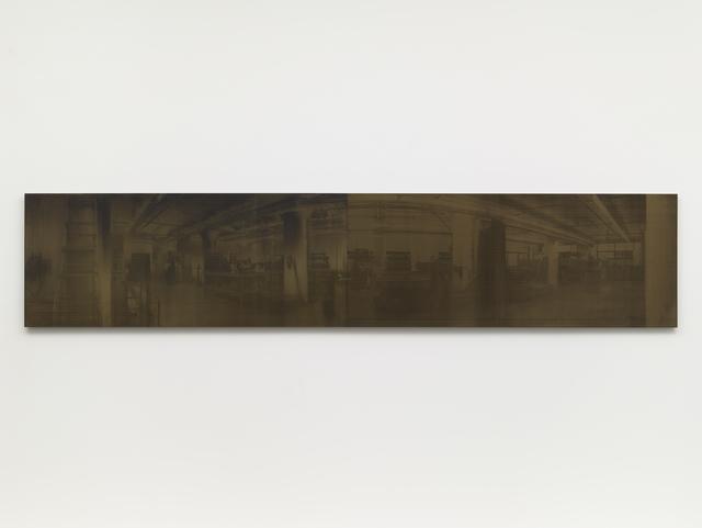 , 'Factory,' 2014, Sandra Gering Inc