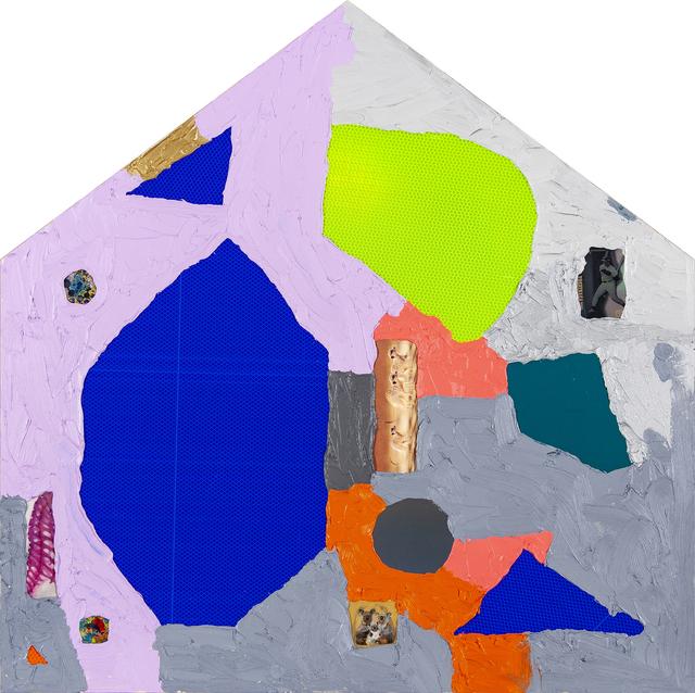 Teppei Kaneuji, 'ZONES (House) #2', 2019, Jane Lombard Gallery