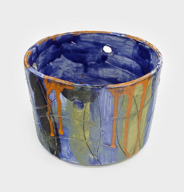 Rashid Johnson, 'Untitled Ceramic', 2017, Bronx Museum: Benefit Auction 2018