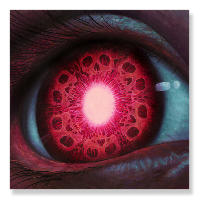 , 'Red Eye,' 2018, Treason Gallery
