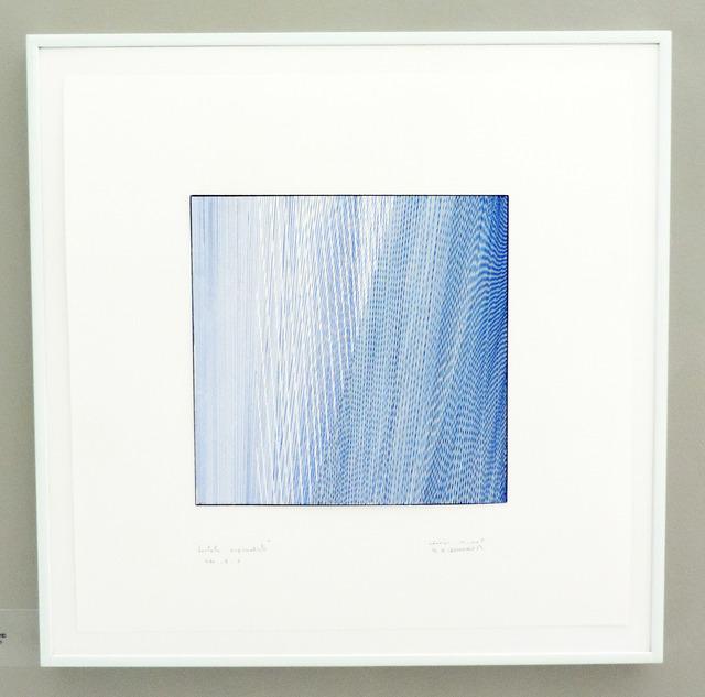 , 'Dentelles suprématistes ,' 2017, Galerie La Ligne