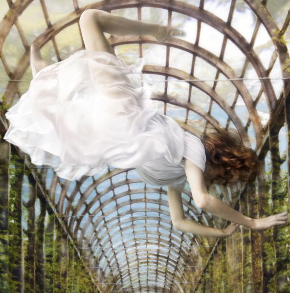 , 'Hampton Court Pergola, from Falling Through Time,' , Bau-Xi Gallery