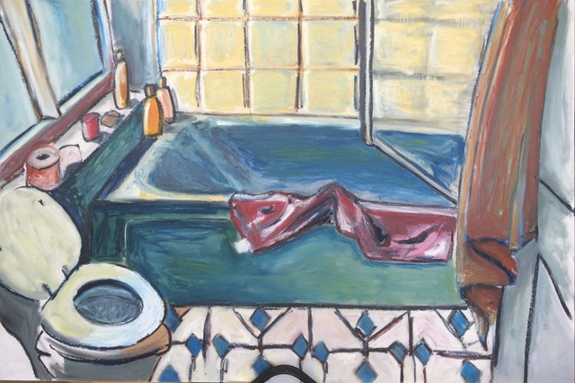 , 'Day lit bathroom,' 2017, Artvera's