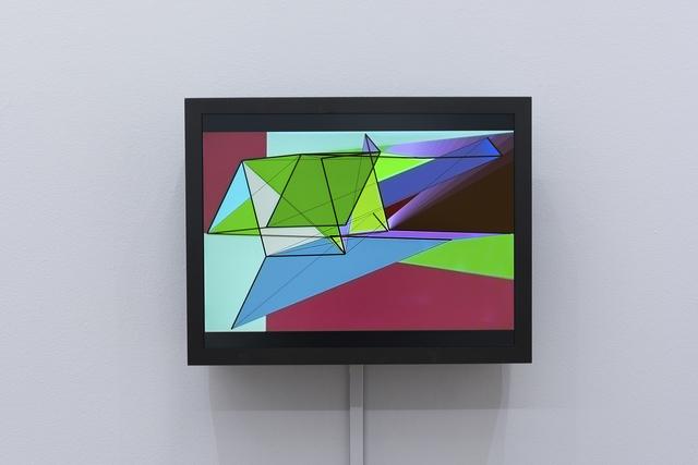 , 'P-777_MA1,' 2000-2002, bitforms gallery