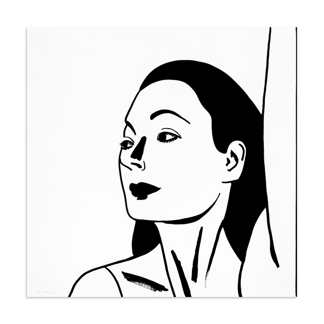 Alex Katz, 'Laura 2', 2018, MLTPL