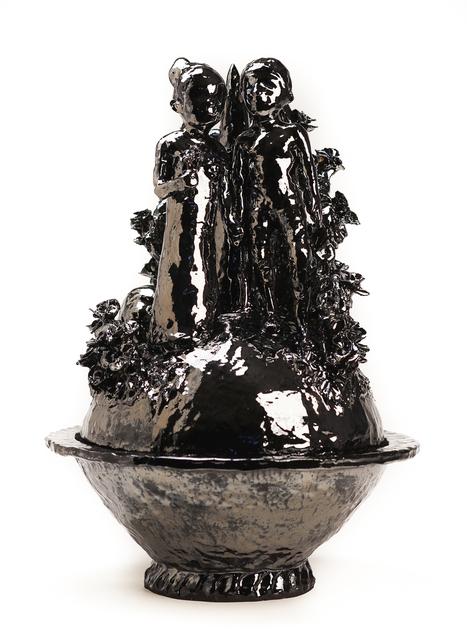 , 'In Space Together Forever (Wedding Vessel),' , Abmeyer + Wood Fine Art