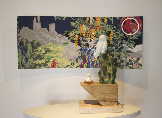 , 'Moon Over Peter's Pond,' 2015, Visions West Contemporary