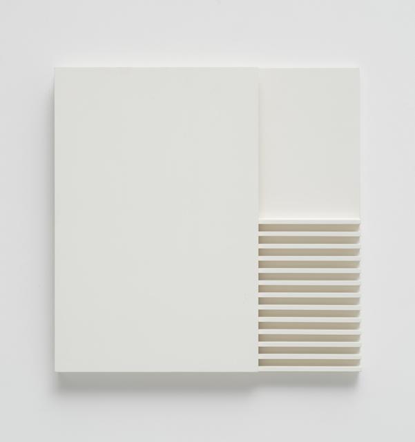 , 'Placas XVI (Múltiplo 48),' 1981, Casa Triângulo