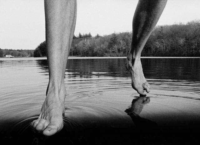 , 'Beach Pond, Connecticut,' 1974, Edwynn Houk Gallery