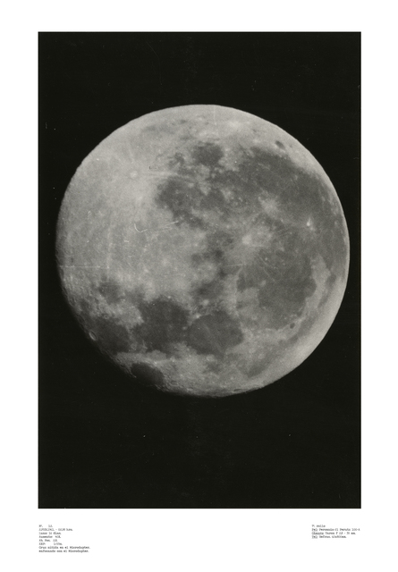 , 'Moon N.12,' 2015, GRIN