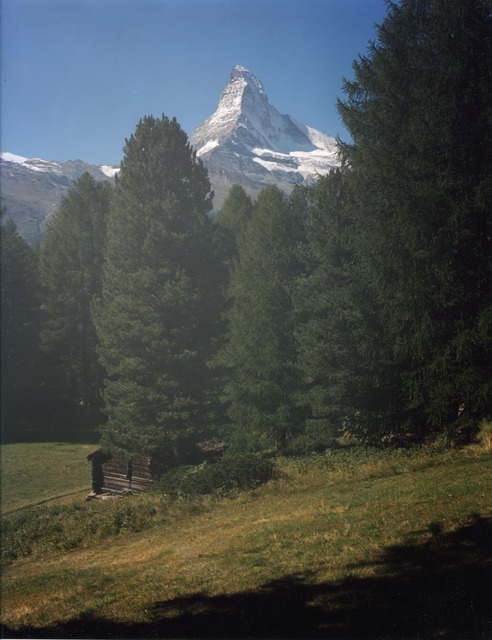 , 'Matterhorn I,' 2014, BolteLang