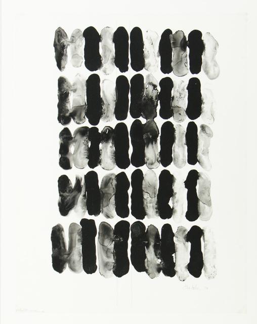 Joan Witek, 'Untitled (WC-105)', 1994, Bartha Contemporary