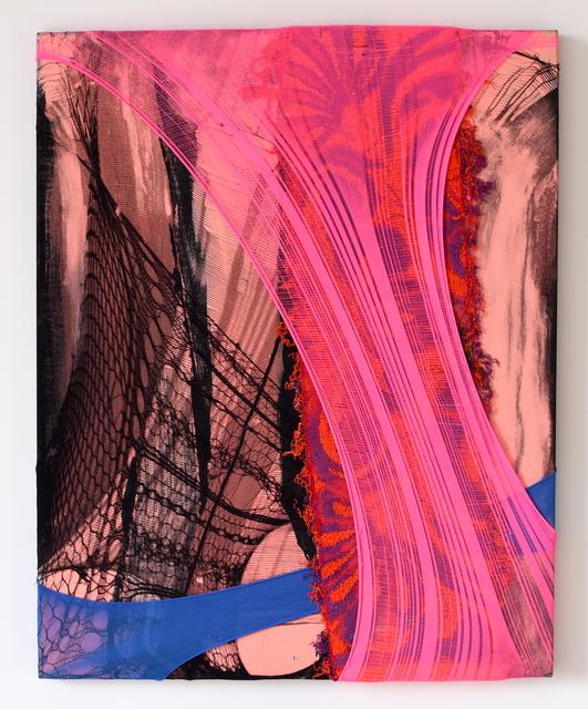 Anna-Lena Sauer, 'Nylon Painting 32', 2018, STELLA RIPLEY
