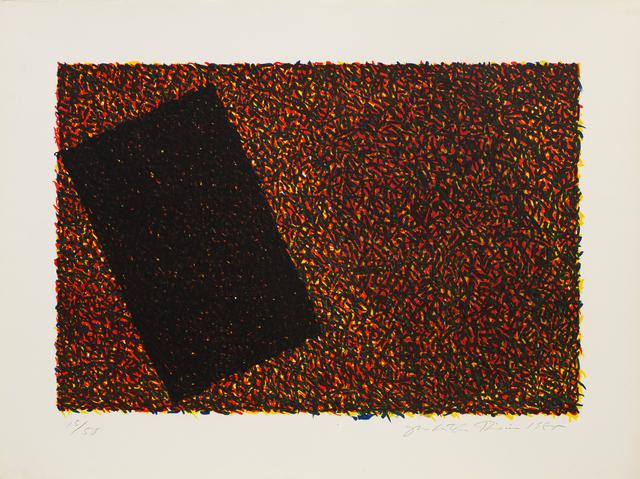 McArthur Binion, 'Untitled', 1985, Hindman