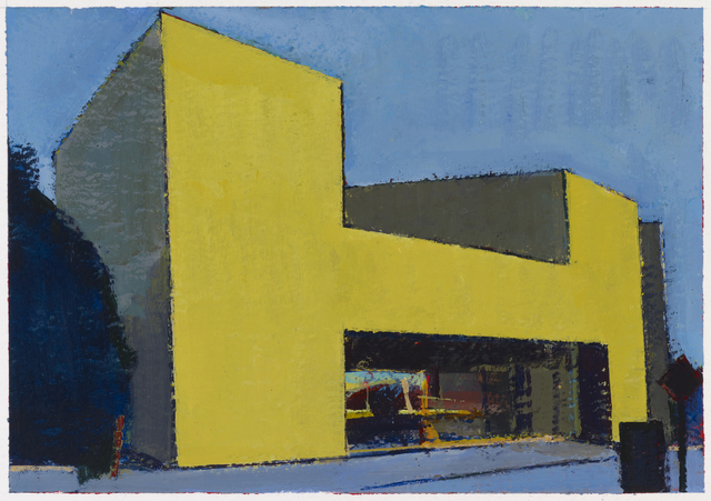 , 'National Gallery Washington,' 2013, John Martin Gallery