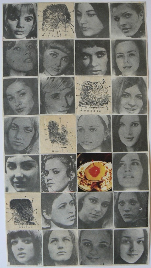 Tomislav Gotovac, 'S/T (Girls),' 1970, espaivisor - Galería Visor
