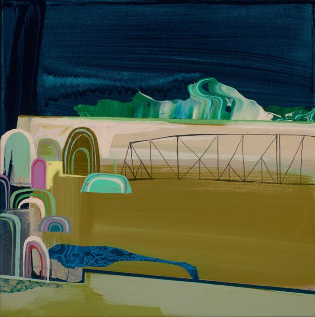 Seonna Hong, 'More Bridges Less Walls', 2019, KP Projects