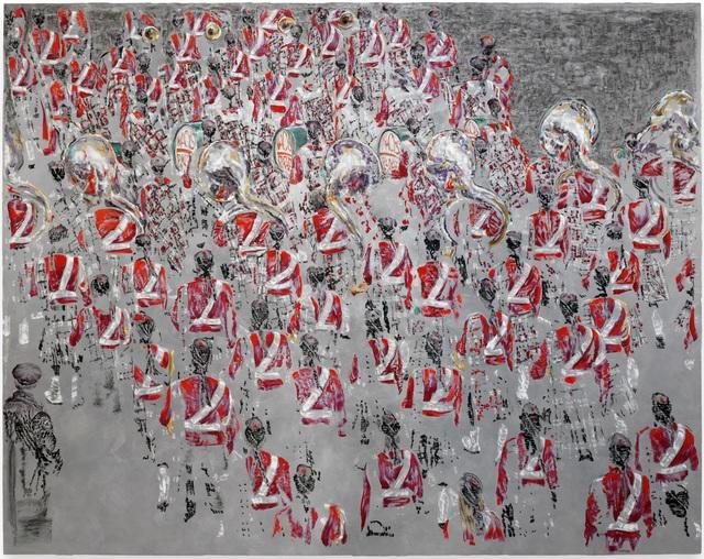 , 'Scottish marching band,' 2017, Ben Brown Fine Arts