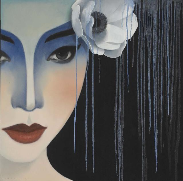 , 'Kabuki Garden,' 2018, Martin Lawrence Galleries
