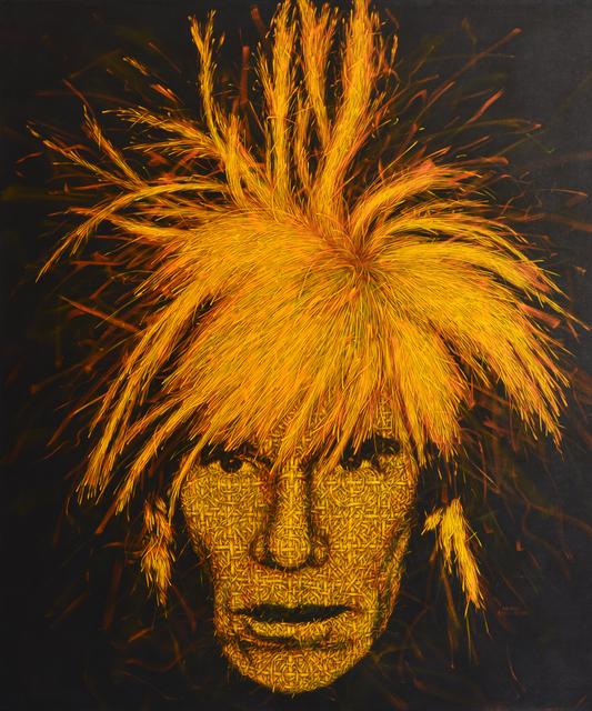 , 'Andy Warhol,' 2012, UNIX Gallery