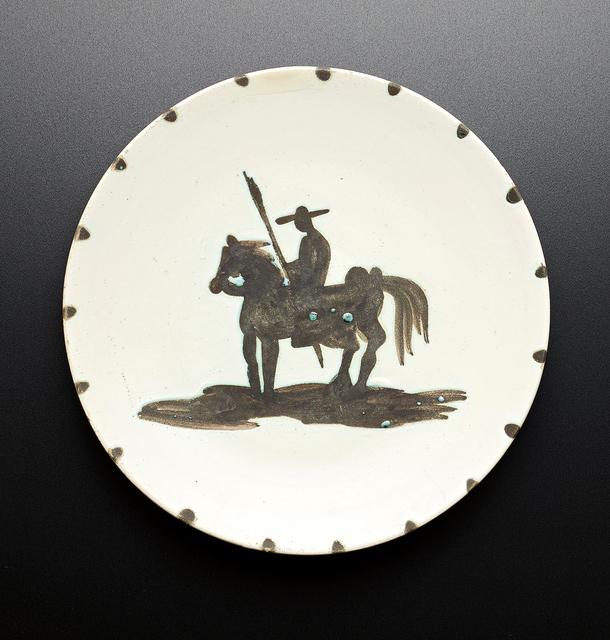 Pablo Picasso, 'Bullfighter (Picador)', 1952, Phillips