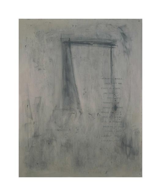 Raquel Rabinovich, 'Invisible Cities 6', 1984, Y Gallery
