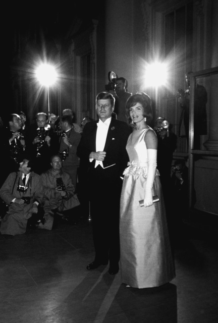 , 'John and Jacqueline Kennedy,' 1963, CAMERA WORK
