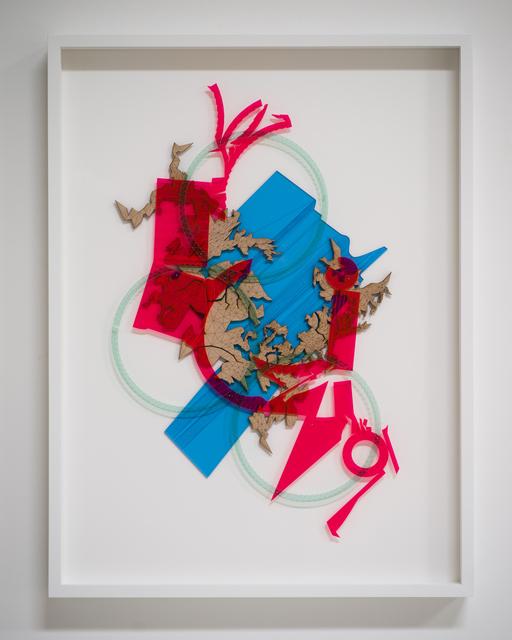 , 'Bang! AR-3,' 2018, Quint Gallery