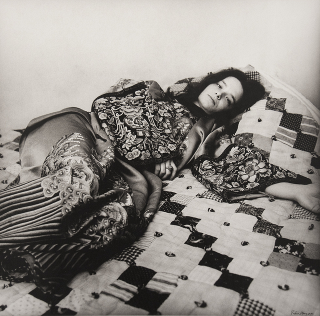 , 'Portrait of Poet Anne Waldman,' mid-1970s, ClampArt