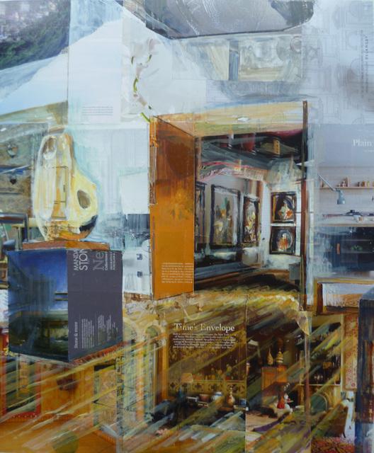 , 'Ashmolean, Talisman (Orientation Gallery),' 2017, Sarah Wiseman Gallery