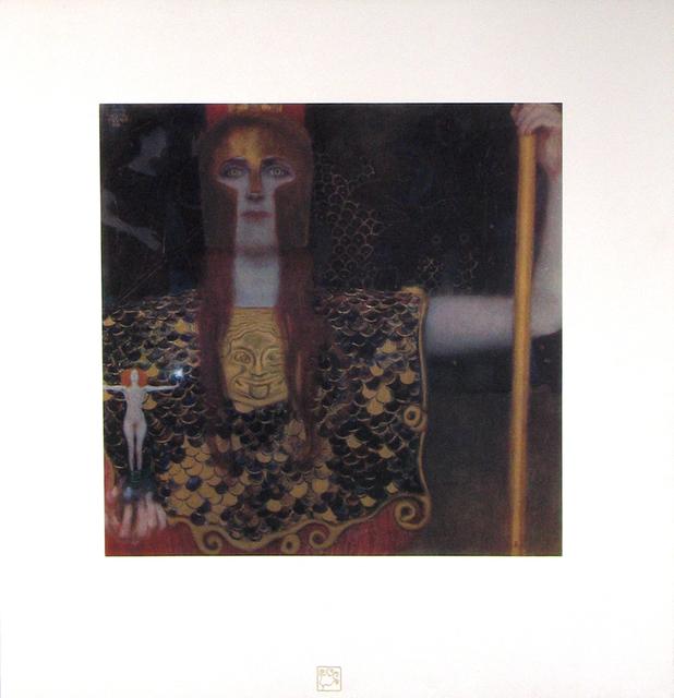 , 'Pallas Athena [Das Werk Gustav Klimts],' 1908-1914, Jason Jacques Gallery