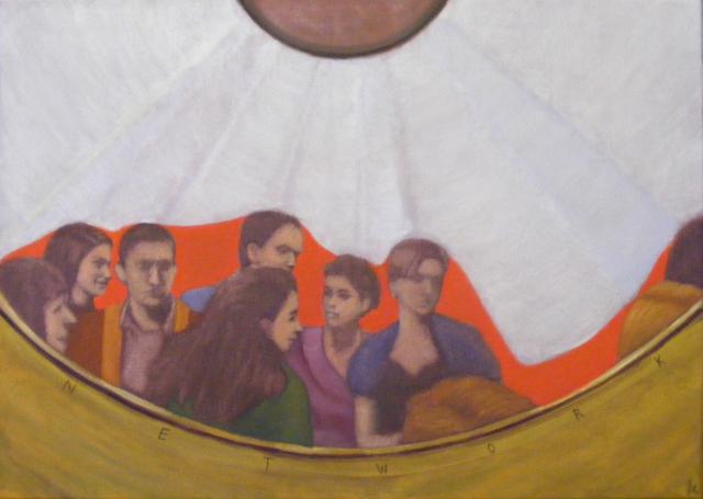 , 'Network,' 2015, Ani Molnár Gallery