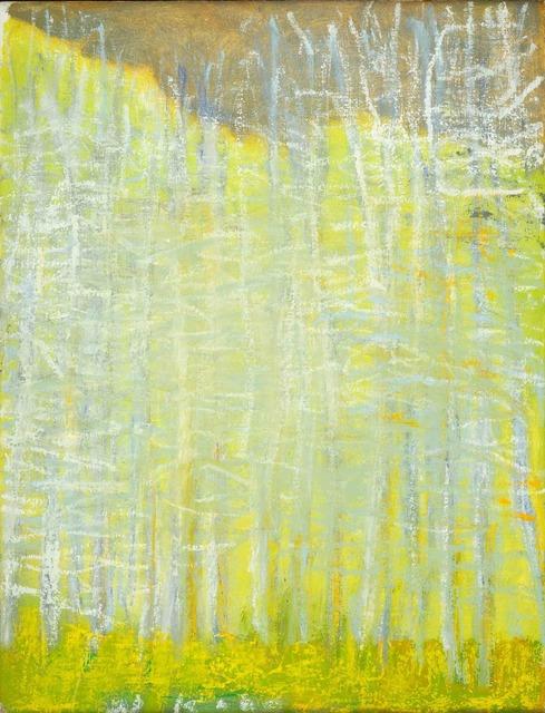 Wolf Kahn, 'Tending Toward Yellow II', 2011, Addison/Ripley Fine Art