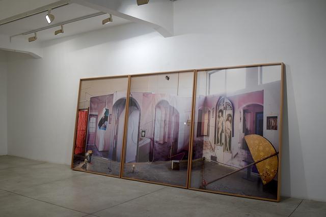 , 'Presque vu Déjà-vu Jamais vu,' 2018, Braverman Gallery