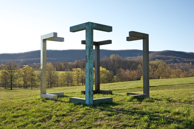 Forrest Myers, 'Four Corners', 1969-1970, Storm King Art Center