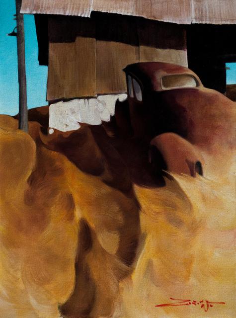 Z.Z. Wei, 'Rusty', 2012, Patricia Rovzar Gallery