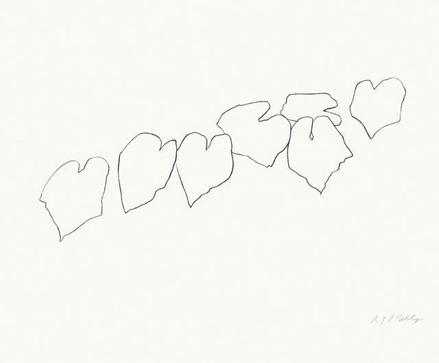 , 'Wild Grape Leaves I,' 2004, Lora Reynolds Gallery
