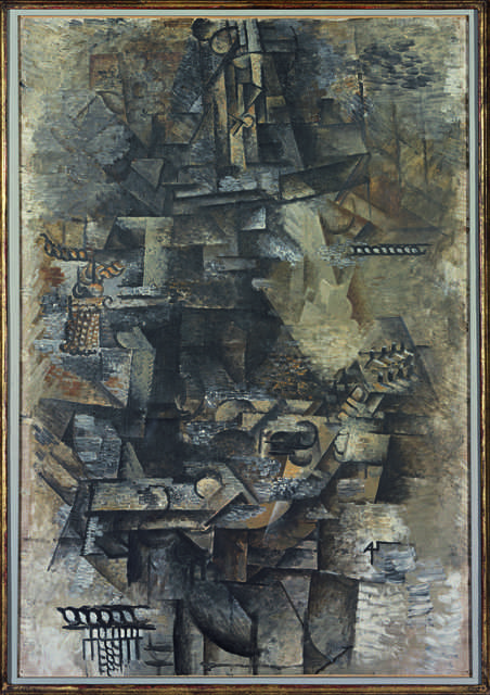Pablo Picasso, 'Mandoliniste (The Mandolin Player)', 1911, Fondation Beyeler